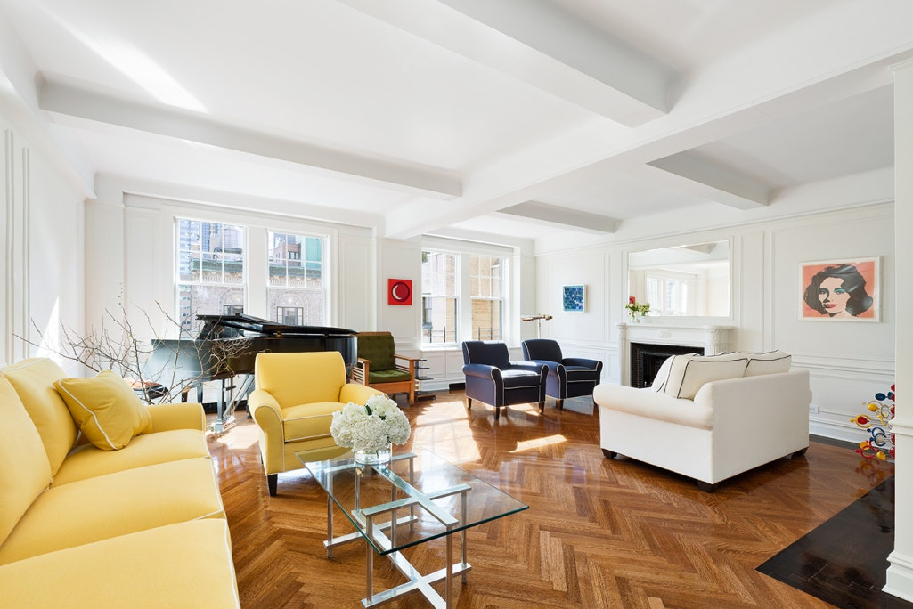Co-op for Rent at The Beekman, 575 Park Avenue 1408 575 Park Avenue New York, New York 10065 United States