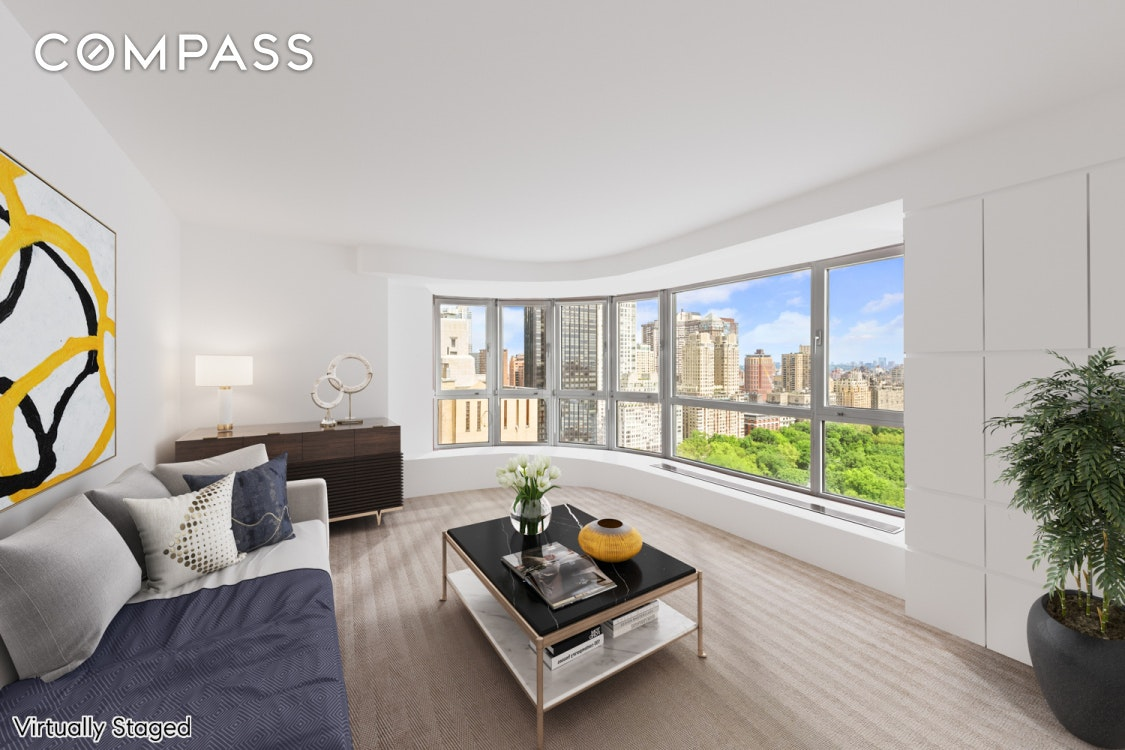 200 Central Park South Interior Photo