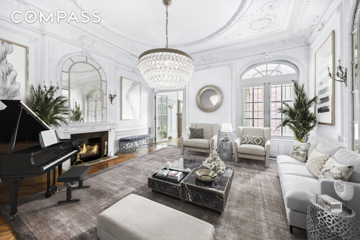 18 East 76th Street Interior Photo