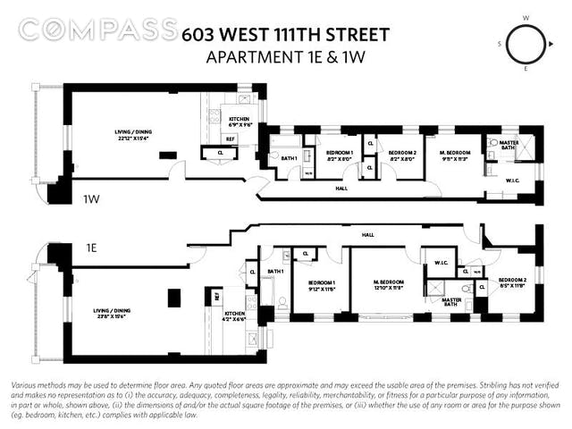 603 West 111th Street Morningside Heights New York NY 10025