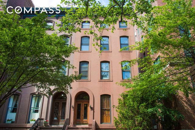 81 pierrepont street house brooklyn heights brooklyn for 64 terrace place brooklyn